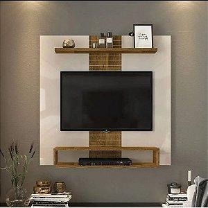 Painel de TV Smart P/ Tv Até 47 Dj Móveis - Off White/demolição