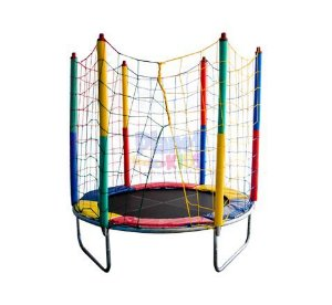 Cama Elástica 1,40m Planet Kids Brinquedos