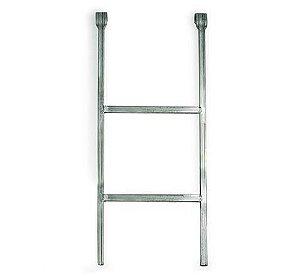 Escada 2 Degraus Para Cama Elástica 80cm