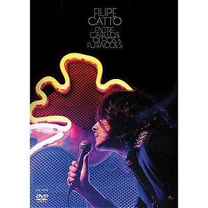 """DVD """"Entre Cabelos, Olhos e Furacões"""""""