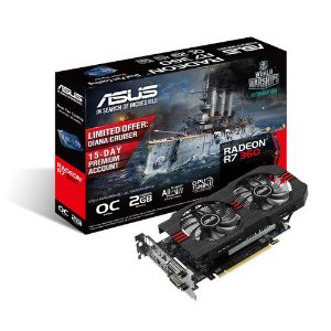 PLACA DE VÍDEO ASUS R7360