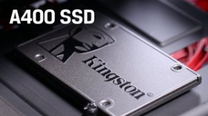 HD SSD KINGSTON A400 SATA 3