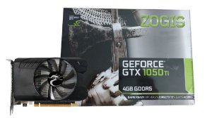 PLACA DE VÍDEO ZOGIS GEFORCE GTX1050Ti