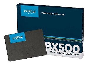 HD SSD CRUCIAL BX500