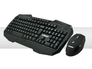 TECLADO WIRELESS COMBO SET SATE AK-711G