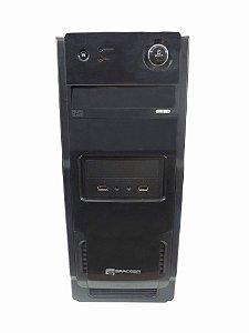 CPU GAMER - MB ASUS M5A78L-M LX + HD 150 GB SATA 3 + 4GB DE MEMÓRIA KINGSTON + PROCESSADOR AMD AM3 SEMPRON 145 + CD-ROM