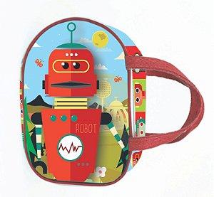 Lancheira Térmica Robô