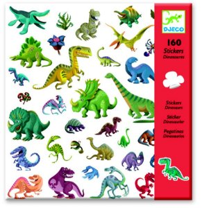 Adesivos Dinossauros