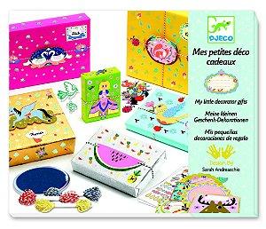 Caixa de customização de presentes