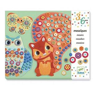 Colagem com mosaico - Milfiori