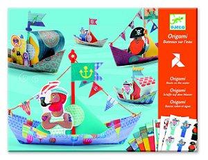 Origami - Super Barquinhos