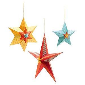 Estrelas para pendurar