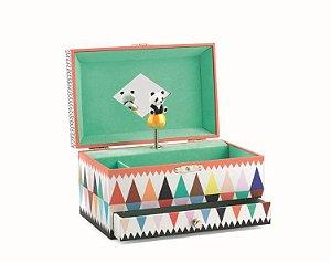 Caixa de música - Panda