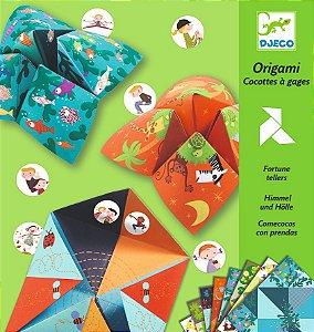 Origami - Come-Come Verde