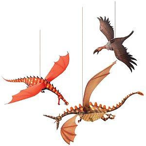 Decoração - Dragões