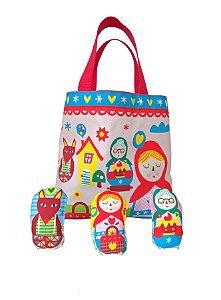 Bolsa Divertida - Chapeuzinho (Toy Bag)