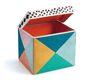 Caixa Organizadora - Geométrica
