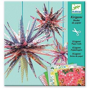 Kirigami - Estrelas de Papel