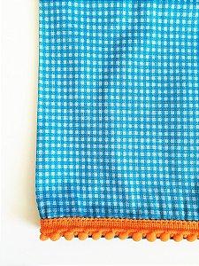 Toalha de Piquenique P - azul