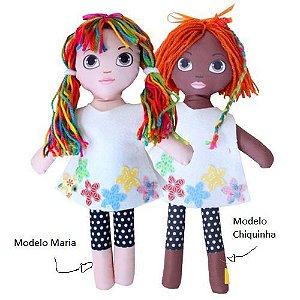 Boneca Maria Chiquinha