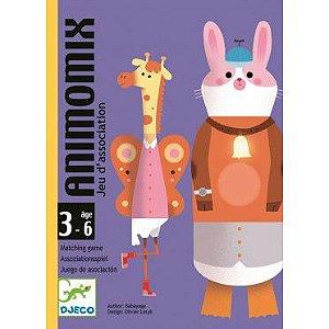 Jogo de Cartas - Animomix