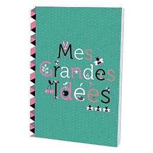 Caderneta Mes Grandes Idées