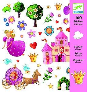 Adesivos Princesa Marguerite