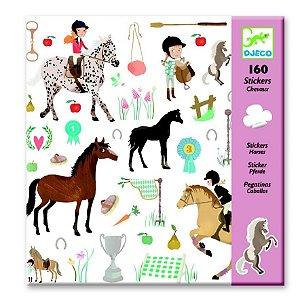 Adesivos Cavalos