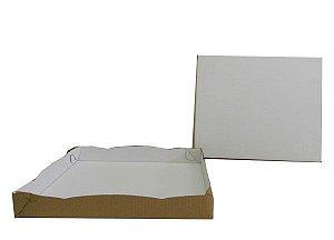 25 Caixas de Papelão Para Doces Salgado M