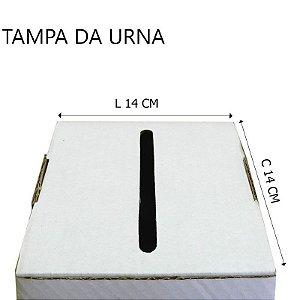 10 Urnas de Papelão - 23x23x33 cm