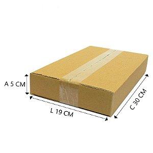 25 Caixas de Papelão E°4 30x19x5 cm