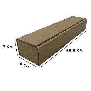 Caixa de Papelão Tubo T2  8x5x45,5 - 50 unidades