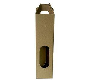 30 Caixas de Papelão 9,5x9,5x27 cm  para 1 garrafa