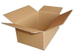 50 Caixas Papelão D º4 - C 20 X L 14 X A 8 cm