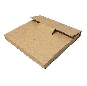 50 Caixas Papelão Tipo Envelope Nº1 19,5 X 14 X 2 Ou 4 cm