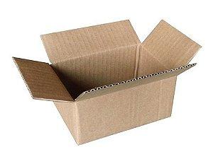 50 Caixas de Papelão A1 - 14,5 X 9 X 8 cm