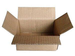 50 Caixas Papelão A2 14 X 10,5 X 8,3 cm