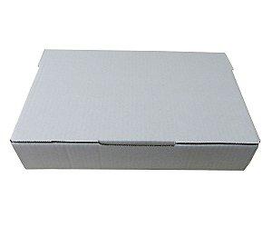 Caixa Para Esfiha Conjugada 32,5x22,5x6 cm - 20 unidades