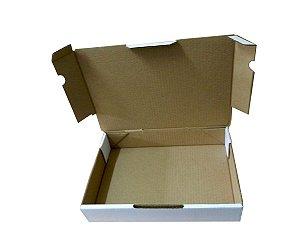 Caixa Para Esfiha Conjugada 35x32,5x6 cm - 20 unidades
