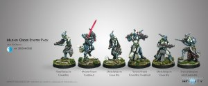 Military Order (PanOceania Sectorial Starter Set)