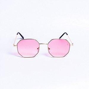 Óculos Rich Summer Tokyo Rosa