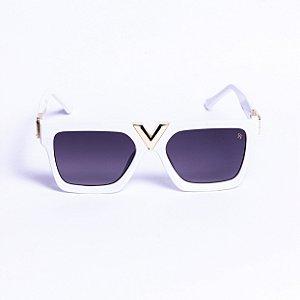 Óculos Rich Summer Victory Branco