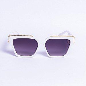 Óculos Rich Summer Denver Branco