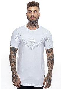 Camiseta Long Rich Summer Asa Branca