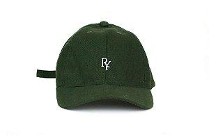 Boné Dad Hat Aba Curva Verde