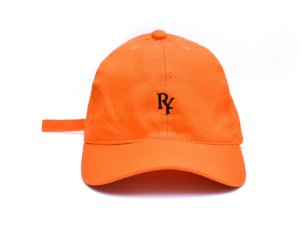 Boné Dad Hat Aba Curva Laranja