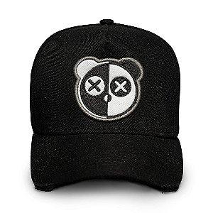 Boné Dad Hat Superstar Urso Preto