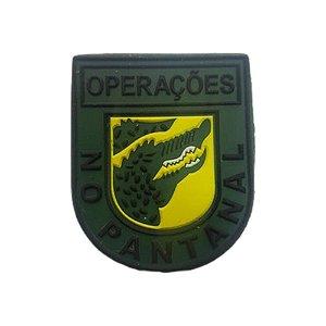 Brevê Pantanal Jacaré Emborrachado (Gorro) Colorido