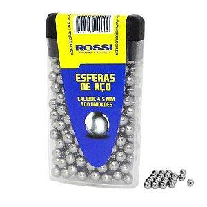 Esfera de Aço Rossi 4,5mm (300 Unidades)