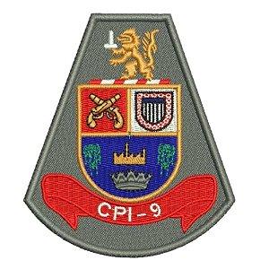 Brasão de Braço CPI-9 (PM)